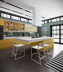galeria cozinhas modernas bricks white dining table and