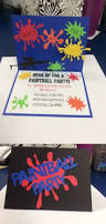 printable paintball party invitation by shinysparklyparties