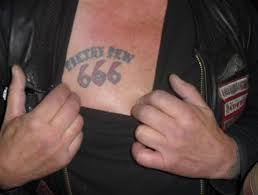 hell tattoos