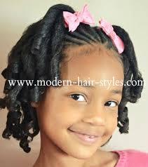 african american spiral curl hairstyles black little girls hair styles twists braids and zero heat