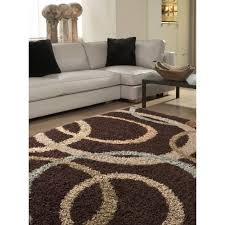 delectable 25 brown shag area rugs decorating inspiration of shag