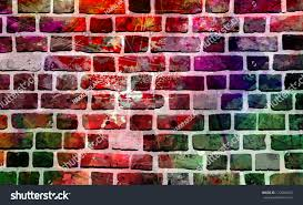 grunge style colorful paint wall background stock vector 172084463