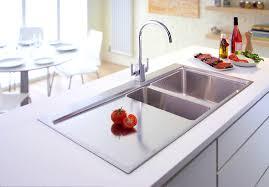 Kitchen Undermount Sinks Bathroom Picturesque Infinite Corner Stainless Steel Undermount