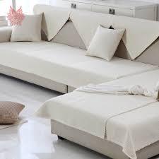 Grey Sofa Slipcover by Online Get Cheap Linen Sofa Cover Aliexpress Com Alibaba Group