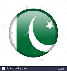 Pakistans Flag The Pakistani Flag Stock Photo Royalty Free Image 93163325 Alamy