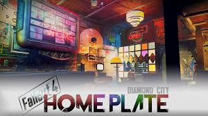 Home Plate by Fallout 4 Home Plate Tour No Mods Youtube
