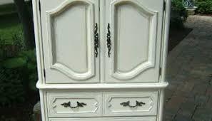 Vintage Armoire Vintage Bedside Tables