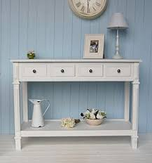 White Hallway Table Clever Hallway Storage Consoles Tables And Narrow Console Table