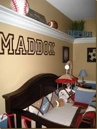 like the molding that creates a bookshelf decorating ideas