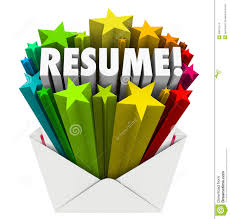 the word resume resume word open envelope promote your skills knowledge ex