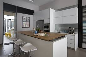 interior kitchens modern terrace house kitchen and island by turn design