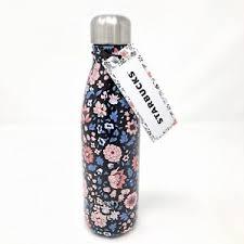starbucks swell starbucks swell water bottle liberty fabrics limited edition dark