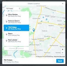 Isu Map Twitter Adds Location Sharing For Businesses Offering Customer