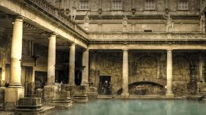 modernday houses day eleven something old roman bath house beginning of modern