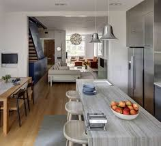 modern kitchen brooklyn interior design tips of simple kitchen with kitchen island and bar