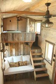 Four Lights Tiny House A Beautiful Custom Rustic Home From Simblissity Tiny Homes Made