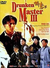 Túy Quyền 3 Drunken Master III