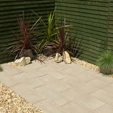 Patio Edging Stones by Timber Plank Paving Edging Pine Effect L 600mm H 250mm T 40mm