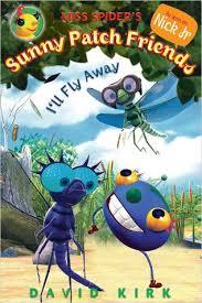spider u0027ll fly david kirk