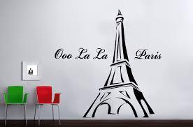 wall art designs stuff themed wall art paris girls room