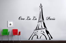Eiffel Tower Room Decor Wall Art Designs Stuff Themed Wall Art Paris Girls Room