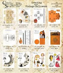 Halloween Boo Poem Crafty Secrets Heartwarming Vintage Ideas And Tips Vintage