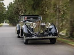 vintage rolls royce phantom rm sotheby u0027s 1934 rolls royce phantom ii continental sedanca
