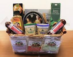 summer sausage gift basket buy party favorites gourmet summer sausage and cheese gift