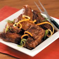 5 ingredient chinese pork ribs recipe taste of home