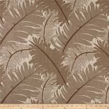 ansley home decor cotton duck palm brown discount designer