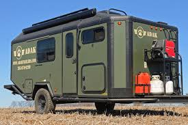 Cargo Trailer With Bathroom The Ultimate Hunting Trailers Petersen U0027s Hunting