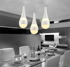 Led Dining Room Lights by Ac100 240v Modern Minimalist Restaurant Lamp 3 3w Led Dining Room