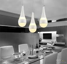 ac100 240v modern minimalist restaurant lamp 3 3w led dining room