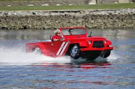 watercar panther tätä autoa valmistamalla ei rikastu mutta hauskaa on