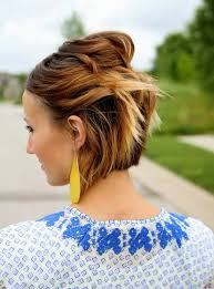 long in back short 60s in front hair tutorial 27 short hairstyles in 10 minutes or less
