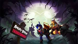 angry birds transformers halloween update transformers news