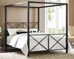 Bed Frame Metal Queen by Metal Queen Bed Frame Q Home Design Goxco