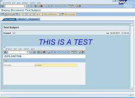 Sap Abap Sample Resumes by Abap Embed An Image To Body Of An Email