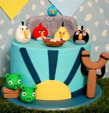 angry birds and happy birthday boys spaceships and laser beams