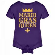 mardi gras onesie custom kids youth shirts and onesies for toddlers babies