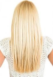 Frisuren Lange Haare Stufen Glatt by Frisuren Blond Glatt Lang