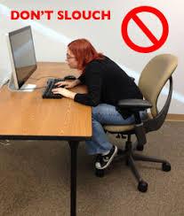 Computer Desk Posture Desk Ergonomics For Improved Posture And Typing Speed Das
