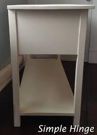 custom entryway table simple hinge llc