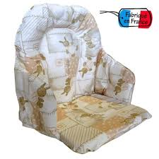 coussin chaise haute bebe coussin de chaise rembourré pour bébé achat vente chaise haute