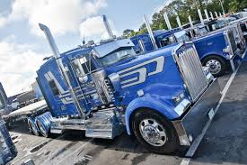 2017 kenworth meet the winners from the 75 chrome shop show