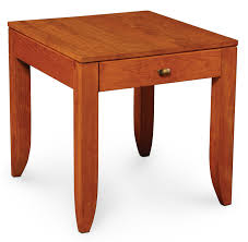 Amish End Tables by Justine End Table From Simply Amish Furniture