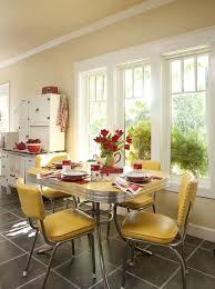 retro yellow kitchen table pretty retro yellow with 3 from jdzigner www jdzigner com