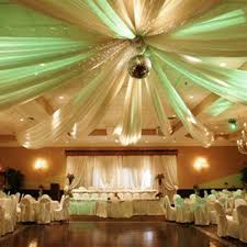 ceiling draping tablecloths chair covers table cloths linens runners tablecloth