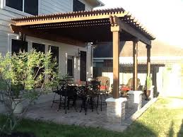 Arbors And Pergolas by Wood Arbors U0026 Pergolas By Affordable Shade Patio Covers