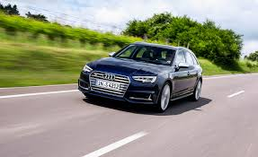 lexus vs audi s4 2017 audi s4 avant wagon first drive review car and driver